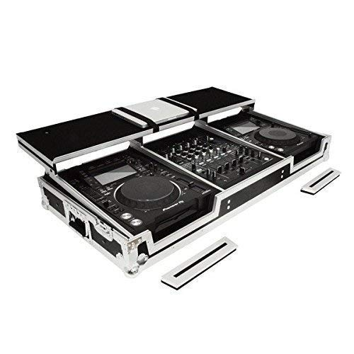 Gorilla Pioneer CDJ2000 Nexus / NXS2 / DJM900 Workstation Coffin Flight Case inc Shelf & Lifetime Warranty