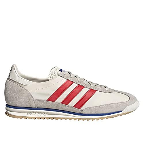 adidas SL 72, Zapatillas Deportivas Hombre, Chalk White Red Power Blue, 44 EU