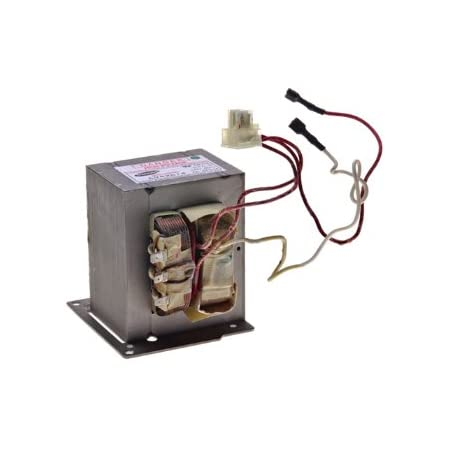 GE WB27X10910 High Voltage Transformer for Microwave