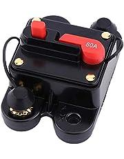 32V Protezione Auto Impermeabile Interruttore Automatico in Linea Audio Portafusibile Interruttore Automatico per Protezione per Car Audio 10A 24V Interruttore Automatico,MoreChioce 12V