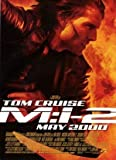 Mission Impossible 2 – Tom Cruise – Film Poster Plakat