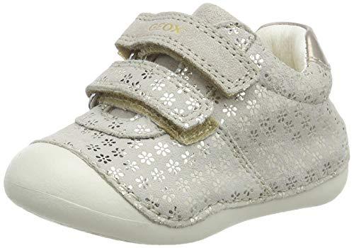 Geox Baby Mädchen B TUTIM B Sneaker, Beige (Beige C5000), 23 EU