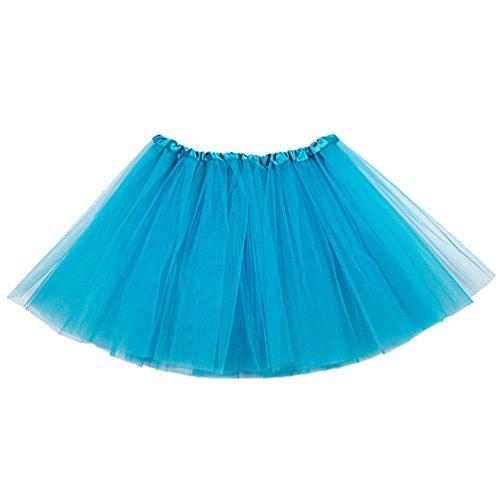 ISSHE Faldas de Tul Falda Tutu Disfraces con Tutu Mujer Tutus para...