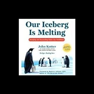 Our Iceberg is Melting audiobook cover art