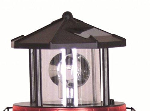 Westerholt Signalkopf Solaraufsatz für Leuchtturm Höhe ca. 11cm Durchm. ca. 10 cm 2493