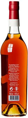 H BY HINE VSOP Cognac Fine Champagne (1x0,7l - 40% vol) - aus dem Hause Thomas HINE - Herkunft Jarnac, Region Cognac, Frankreich - Besteht aus 15 Destillaten - 3