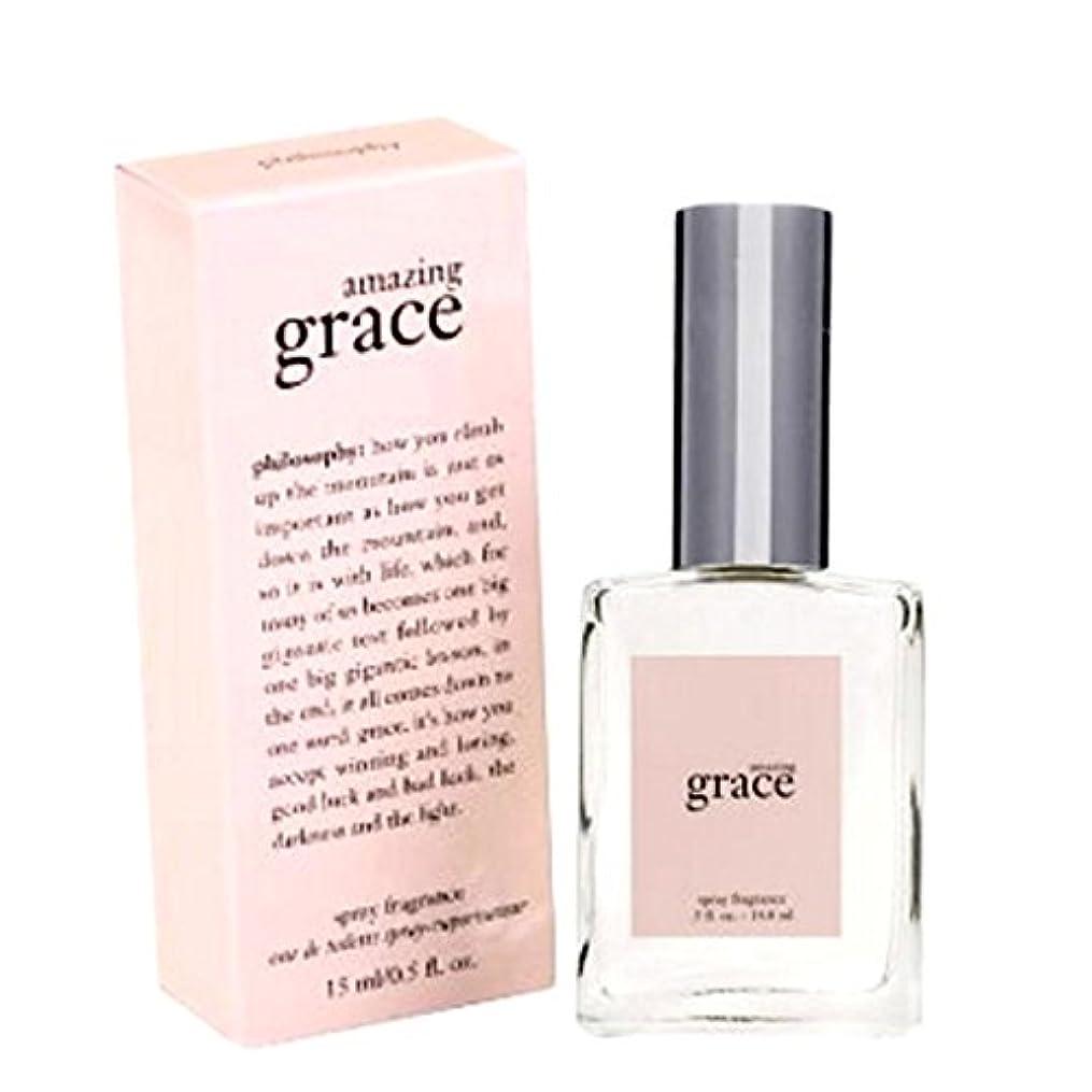 母性抑圧者呼吸amazing grace fragrance,(アメイジング グレイス フレグランス), 14.8ml(0.5oz), オードトワレスプレー for Women [海外直送品] [並行輸入品]