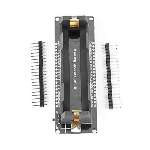 Placa de desarrollo, componentes electrónicos y plásticos hechos de batería 18650 ESP32 placa de desarrollo WiFi