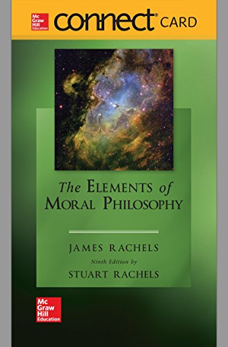 Price comparison product image Connect Access Card for The Elements of Moral Philosophy