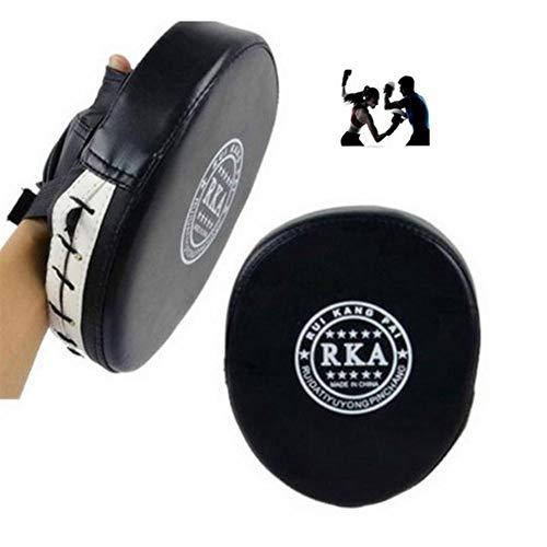 332PageAnn Pattes Dours Boxe Professionnel - Patte d'ours Gant - pour l'Entraînement de Sport Thaï Karaté Exercise - Pattes Dours Boxe Kit
