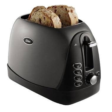 Oster 2-Slice Toaster, Grey (TSSTTRJBG1-NP)