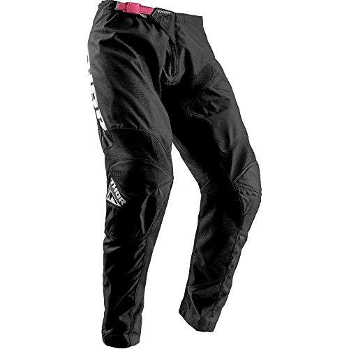 Thor MX Sector Link Damen Motocross Hose 2020 schwarz