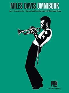 Miles Davis Omnibook For E-Flat Instruments