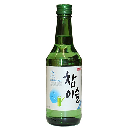 12er Pack (12x350ml) Jinro Chamisul Soju Fresh 17,8% vol. (Papa Vo®)