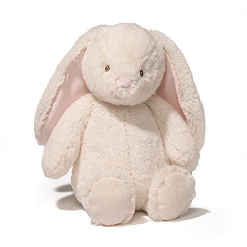 "Baby GUND Thistle Bunny Stuffed Animal Plush, Cream, 13"""