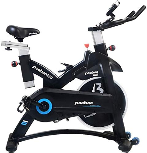 Best Bargain LAOHAO Exercise Exercise Bike, Home Indoor Bicycle Fitness Equipment, Bodybuilding, Spi...