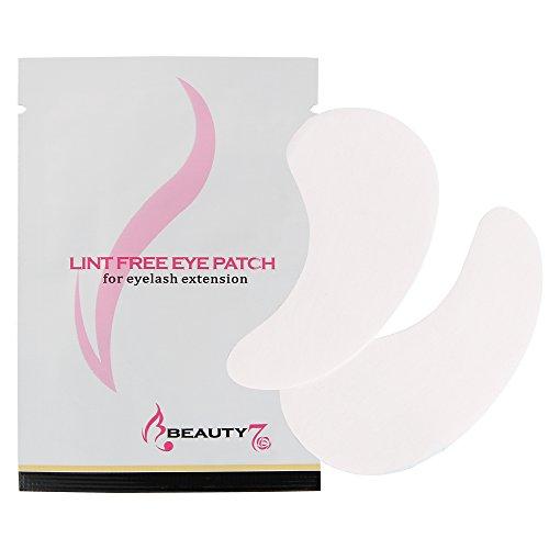 Eyebeautiful 25 Pairs- Eyelash Extension Lint Free Under Eye Gel Pad Patches
