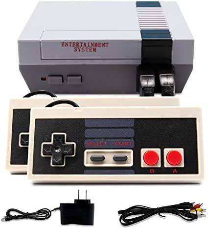 Classic Mini Retro Game Console EFFUN Retro Game Console with Built in 620 Games and 2 NES Classic product image