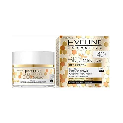 Eveline Natural Bio Manuka Day and Night Cream 40+ 50ml