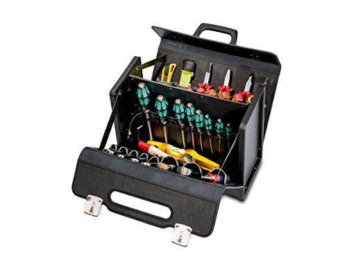 PARAT 2460.000-401 New Classic Werkzeugtasche, mit Mittelwand (Ohne Inhalt)