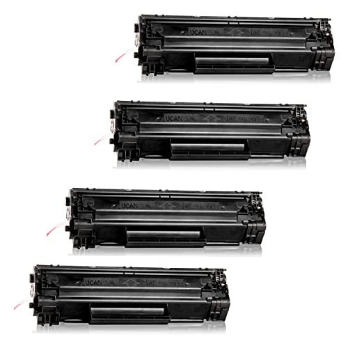 2500 páginas UCAN TN1050 TN1030 TN1090 Cartuchos tóner compatibles con Brother HL- 1110 1112 1210W 1212W,DCP- 1510 1512 1610W 1612W,MFC- 1810 1910W (Alto Rendimiento, Reinicio Auto, Recargable)