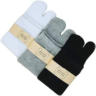 V-Shape Flop Tabi Socks Stylish Fun Casual Split Toe Toe Socks