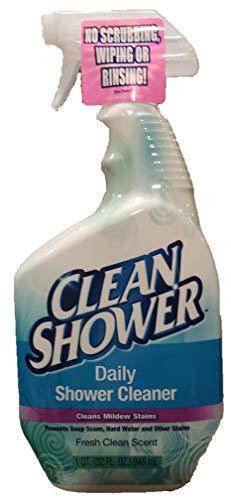 3 Pk. Scrub Free Clean Shower Daily Shower Cleaner 32 fl oz (96 fl oz Total)
