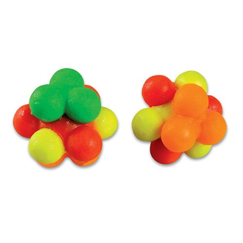 Atomic Bouncing Ball Cat Toy 2pcs Size:Pack of 1