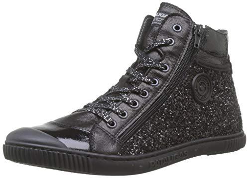 Pataugas Bono/G F4E, Baskets Hautes Femmes, Noir (Noir 850), 37 EU