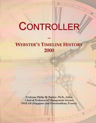Controller: Webster's Timeline History, 2000