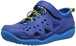 Top 10 Best Water Shoes for Kids on Amazon featured by top Hawaii travel blog, Hawaii Travel with Kids: Crocs Switfwater