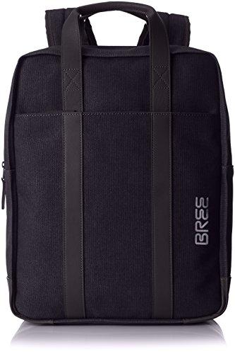 BREE Unisex-Erwachsene Punch Casual 716, Anthra/bla, Backpack Rucksack Grau (anthra.)