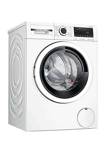 Bosch elettrodomestici WNA13400IT Serie 4, Lavasciuga, 8/5 kg, 1400 rpm