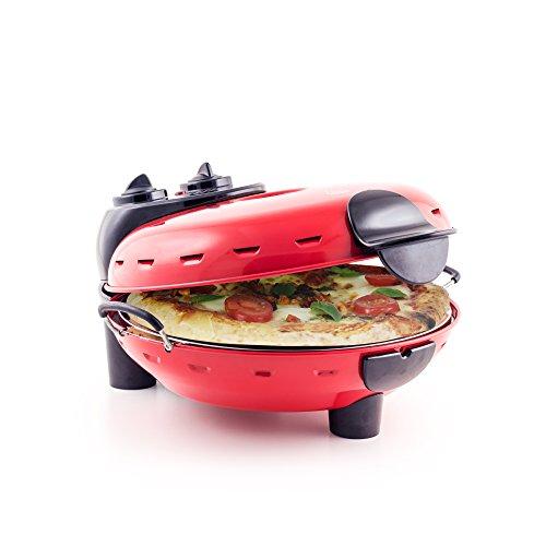 Nueva Máquina para hacer Pizzas Roja -...