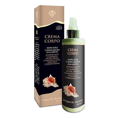 Dr. Giorgini Crema Corpo Dopo-Sole e Dopo-Bagno - 250 ml