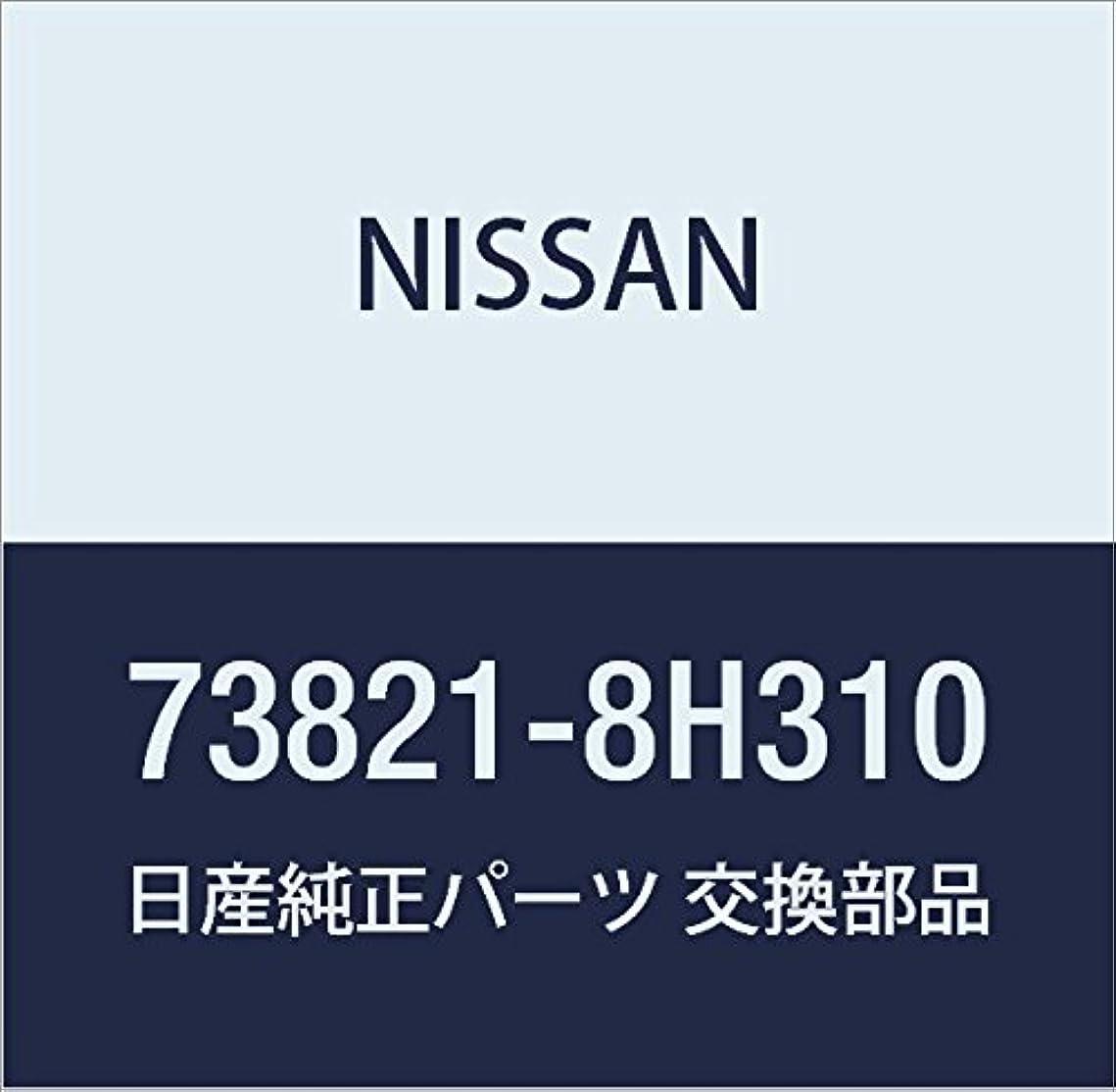 へこみ汚染サーカスNISSAN(ニッサン)日産純正部品ラック ルーフ LH 73821-8H310