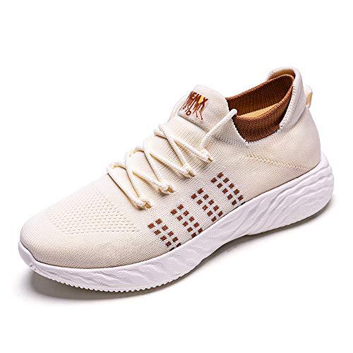 ONEMIX Damen Sportschuhe Schuhe Sneaker Straßenlaufschuhe Outdoor Fitness Tennisschuhe Slip-on Walkingschuhe