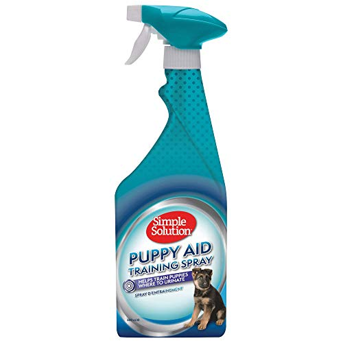 Simple Solution perrito ayuda Formación spray – 500 ml