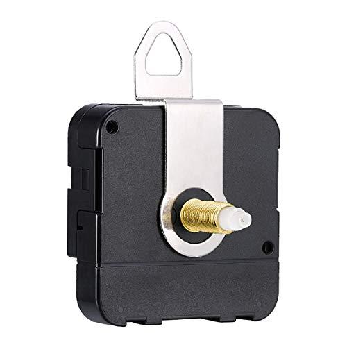 Movimiento de Reloj de Cuarzo de Silencio Movimiento de Motor de Reloj Maquinaria de Diy Reloj Mecanismo de Movimiento de Reloj de Pared Reemplazos de Piezas de Reparación