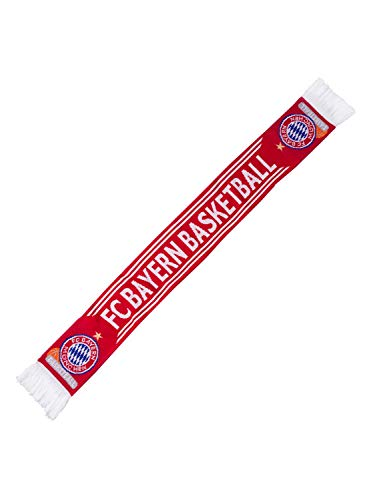 FC Bayern München Basketball FCBB Schal Logo