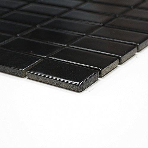 Piastrelle Mosaico Vetro Mosaico Mosaico Piastrelle Ceramica incenso pavimento bagno nuovo 6mm # 385