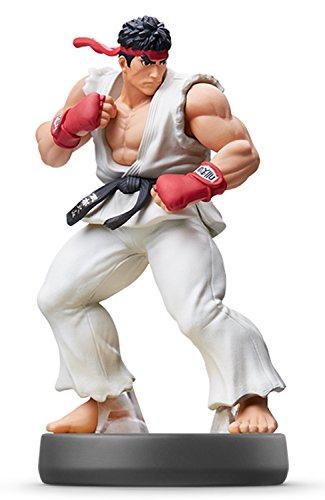 Amiibo Ryu - Super Smash Bros. series Ver. [Wii U][Japanische Importspiele]
