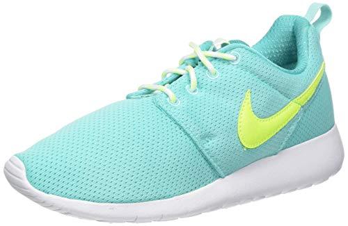 Nike Roshe One Gs Laufschuhe, Türkis (Turquoise 599729-302), 38.5 EU