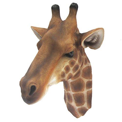 giraffe head - 2