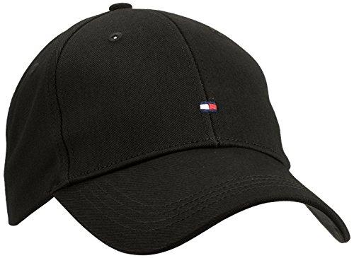 Tommy Hilfiger Herren Classic BB Baseball Cap, Schwarz (Flag Black 083), One Size...