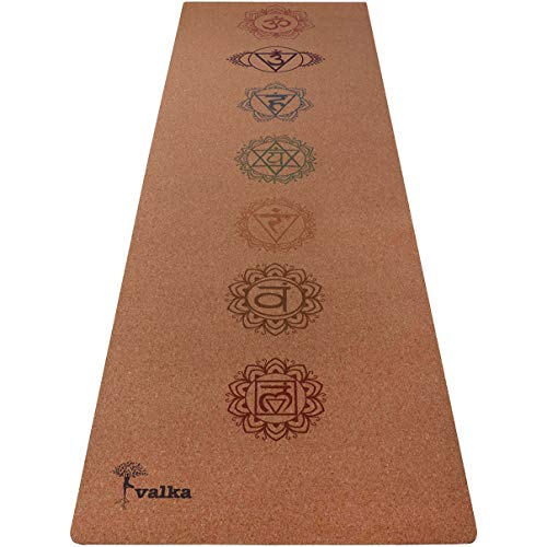 Valka Cork Yoga Mat