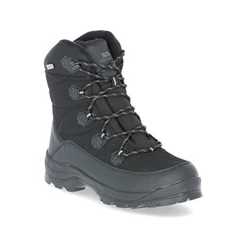 Trespass Zotos męskie buty śnieżne, Czarny - 38 EU