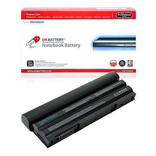Dr. Battery Laptop Battery for Dell Latitude E5420 E5430 E5520 E5530 E6420 E6430 E6440 E6520 E6530 E6540 Vostro 3460 3560 Inspiron 5720 7520 T54FJ T54F3 8858X T54F3 T54FJ NHXVW [9-Cell Back Extend]