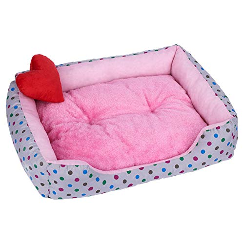 N-B Warm Owl Dog Housefor Small Medium Large Dogs Removable Cat Bed House Littler Mattress Puppy Cage Kennel Petshop Products