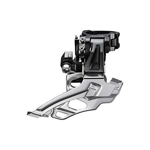 SHIMANO (PK) 2013 Deore Front Triple Derailleur Silver Conventional Swing Top Pull